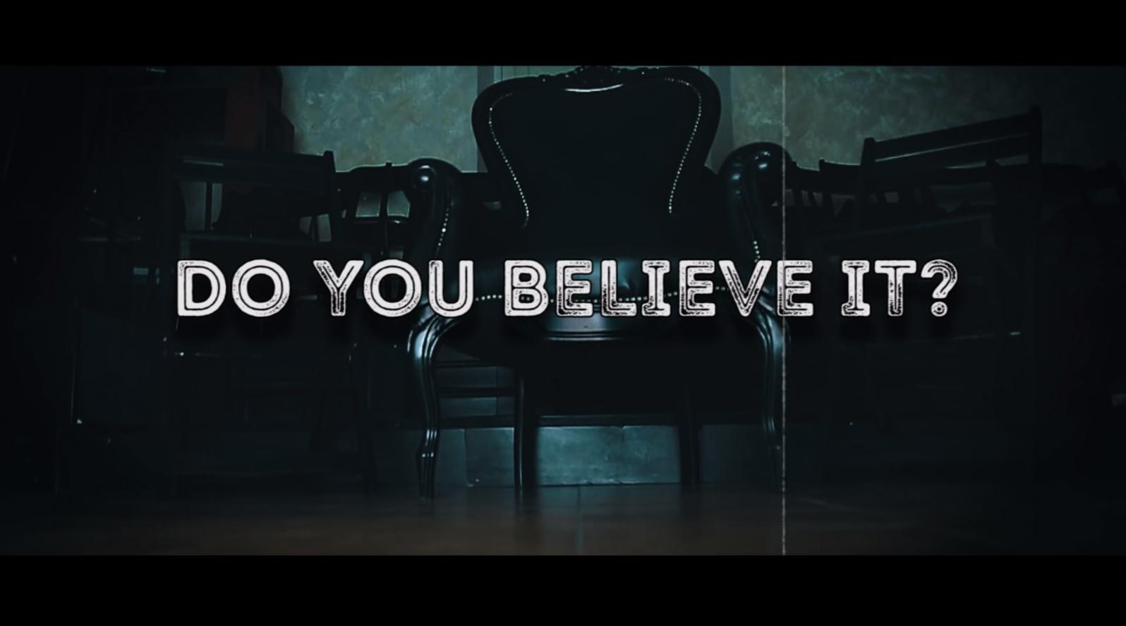 "(AllMyFriendzAre)DEAD – ""Do you believe it?"" official videoclip HD"