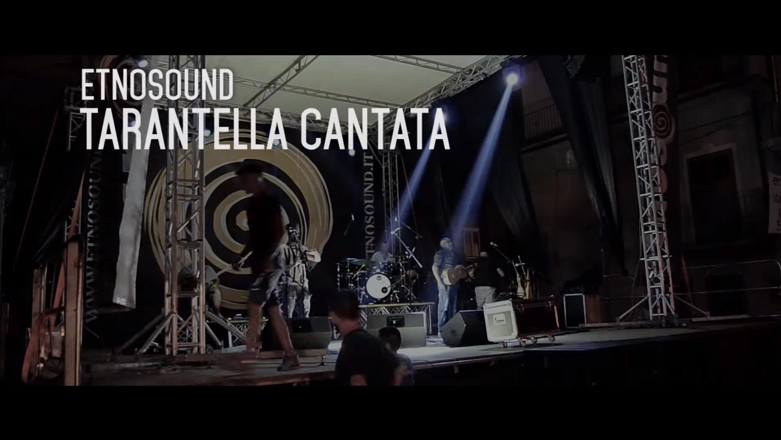 Tarantella Cantata – Official Video – ETNOSOUND