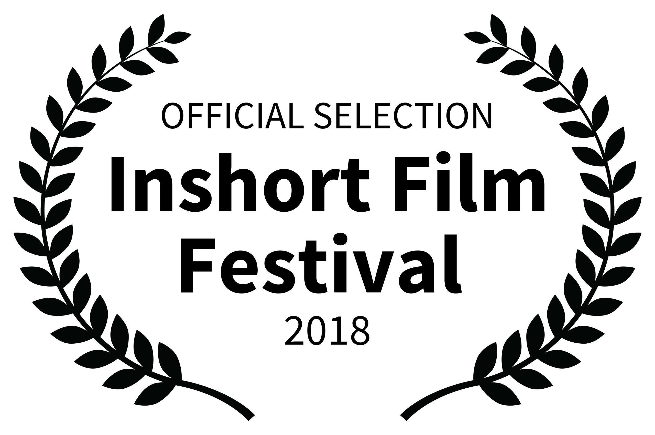white sfondoOFFICIALSELECTION-InshortFilmFestival-2018