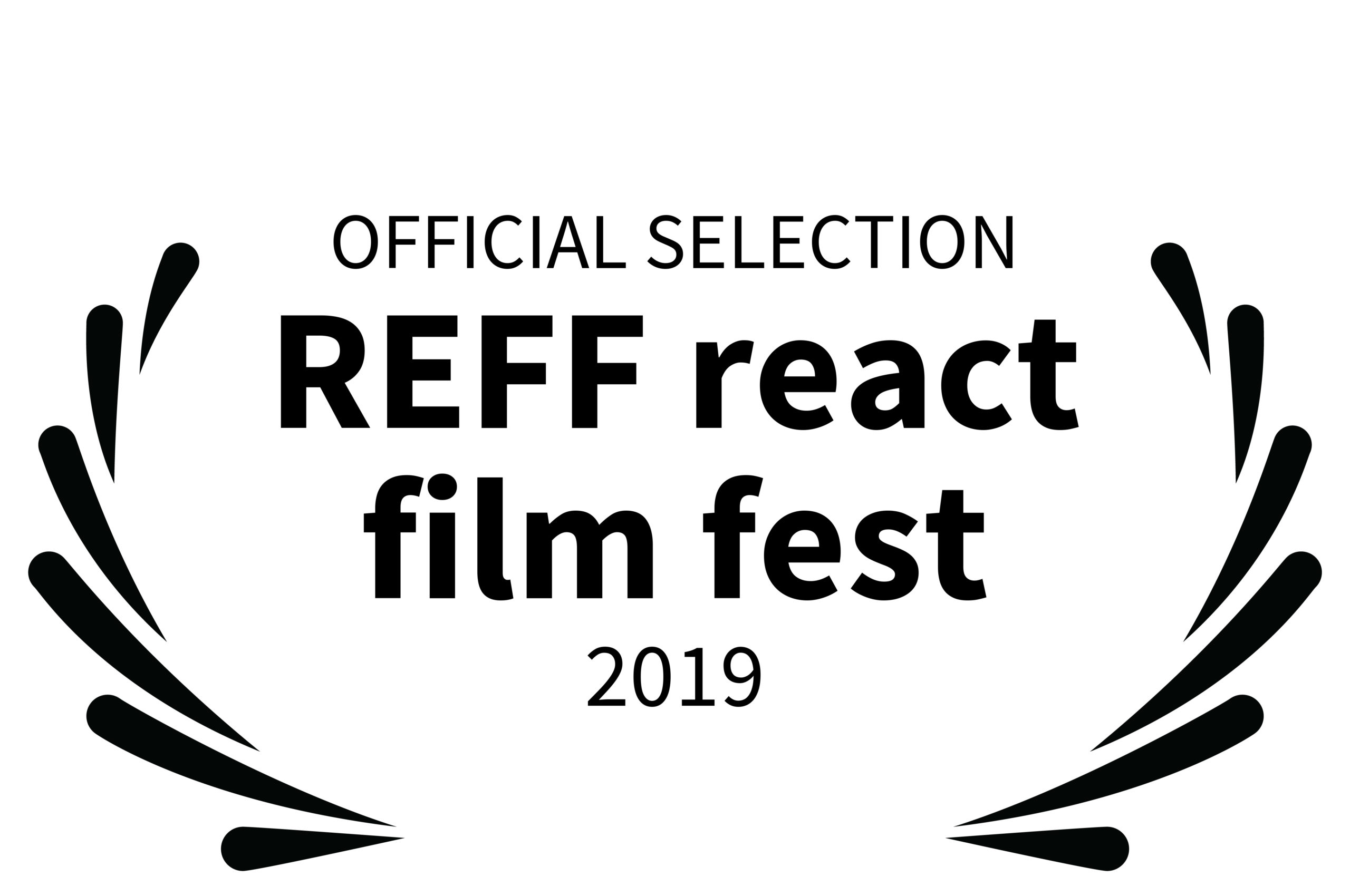 white sfondoOFFICIALSELECTION-REFFreactfilmfest-2019