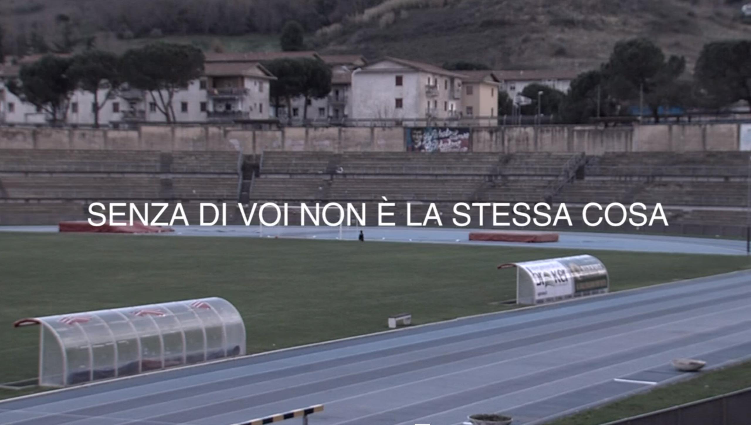 Spot motivazionale Cosenza Calcio 2012