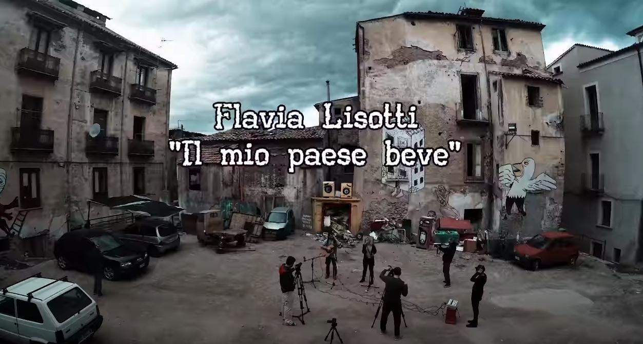 "Flavia Lisotti – ""Il mio paese beve"" – CSI Live Session"