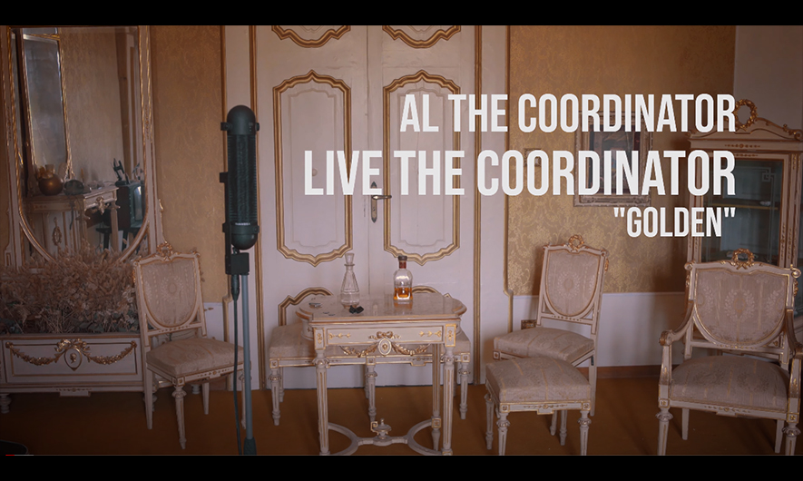 Al The Coordinator – LIVE THE COORDINATOR – Golden – S01 Ep01
