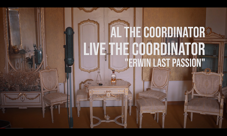 Al The Coordinator – LIVE THE COORDINATOR – Erwin Last Passion – S01 Ep02