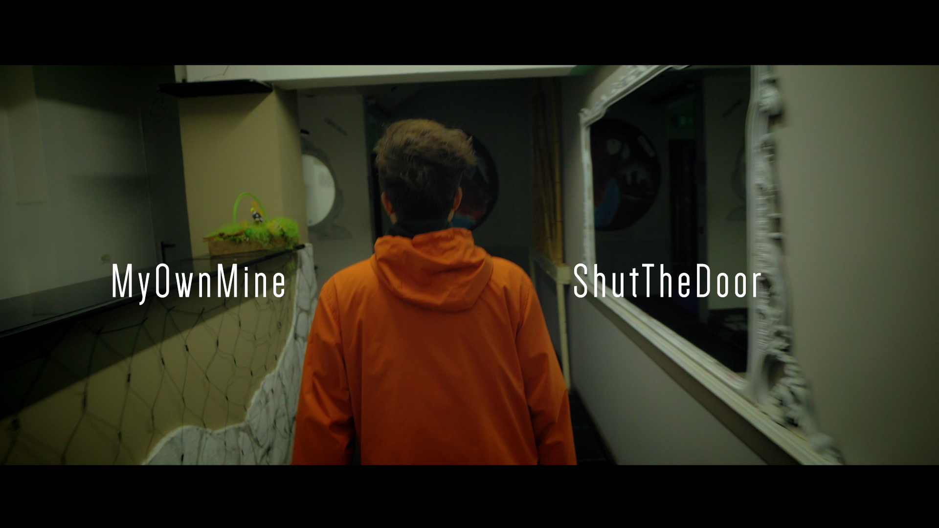 MyOwnMine – Shut the Door