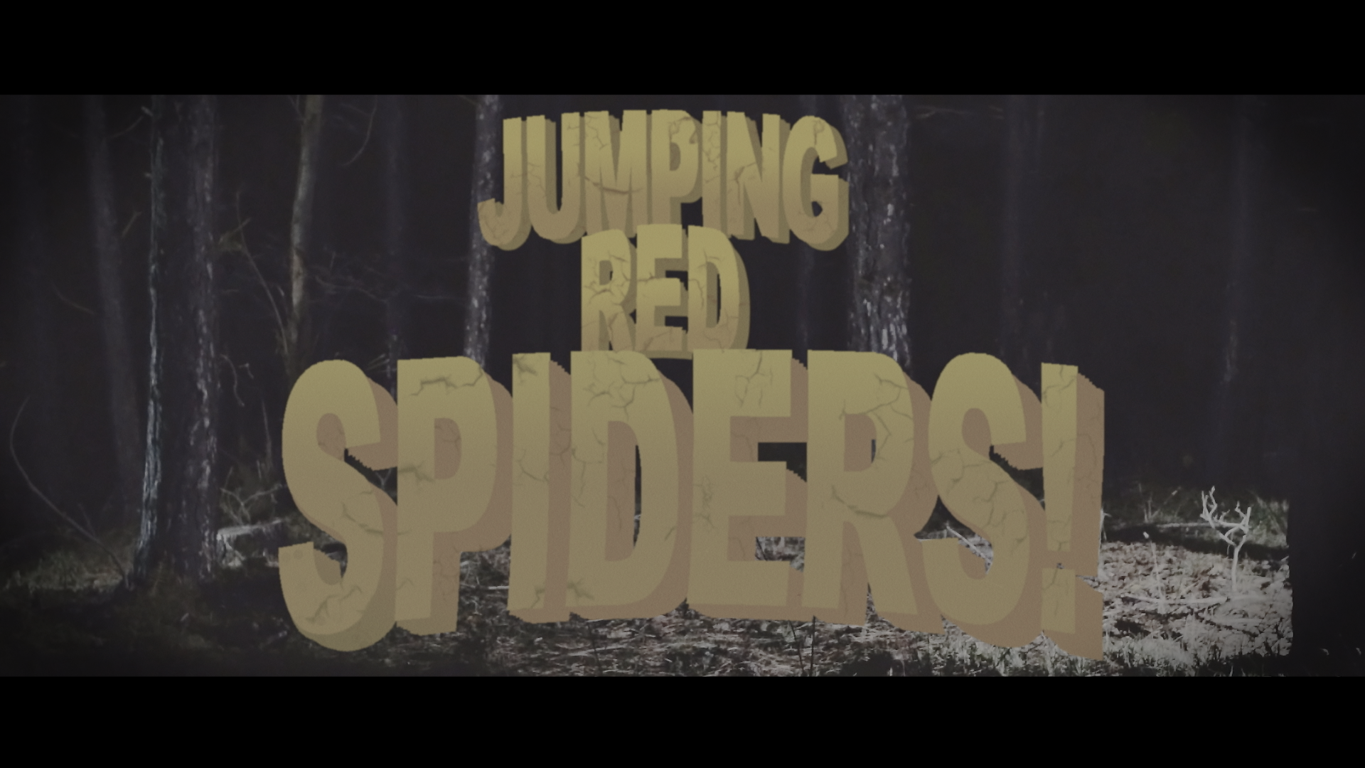 Al the coordinator – Jumping red spiders