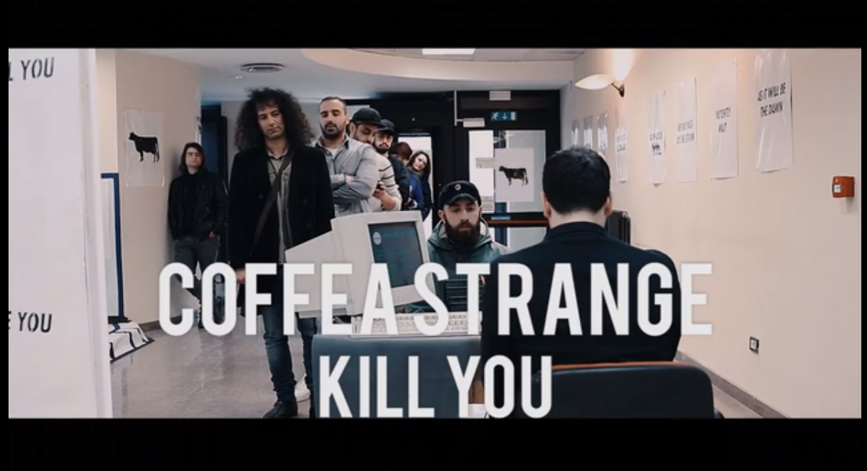 Coffea Strange – kill you