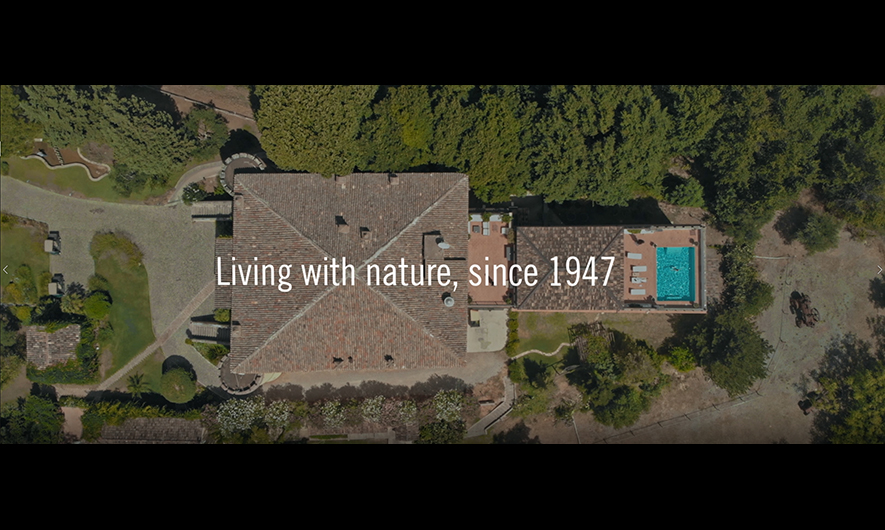 Living with nature, since 1947-Tenuta Serragiumenta