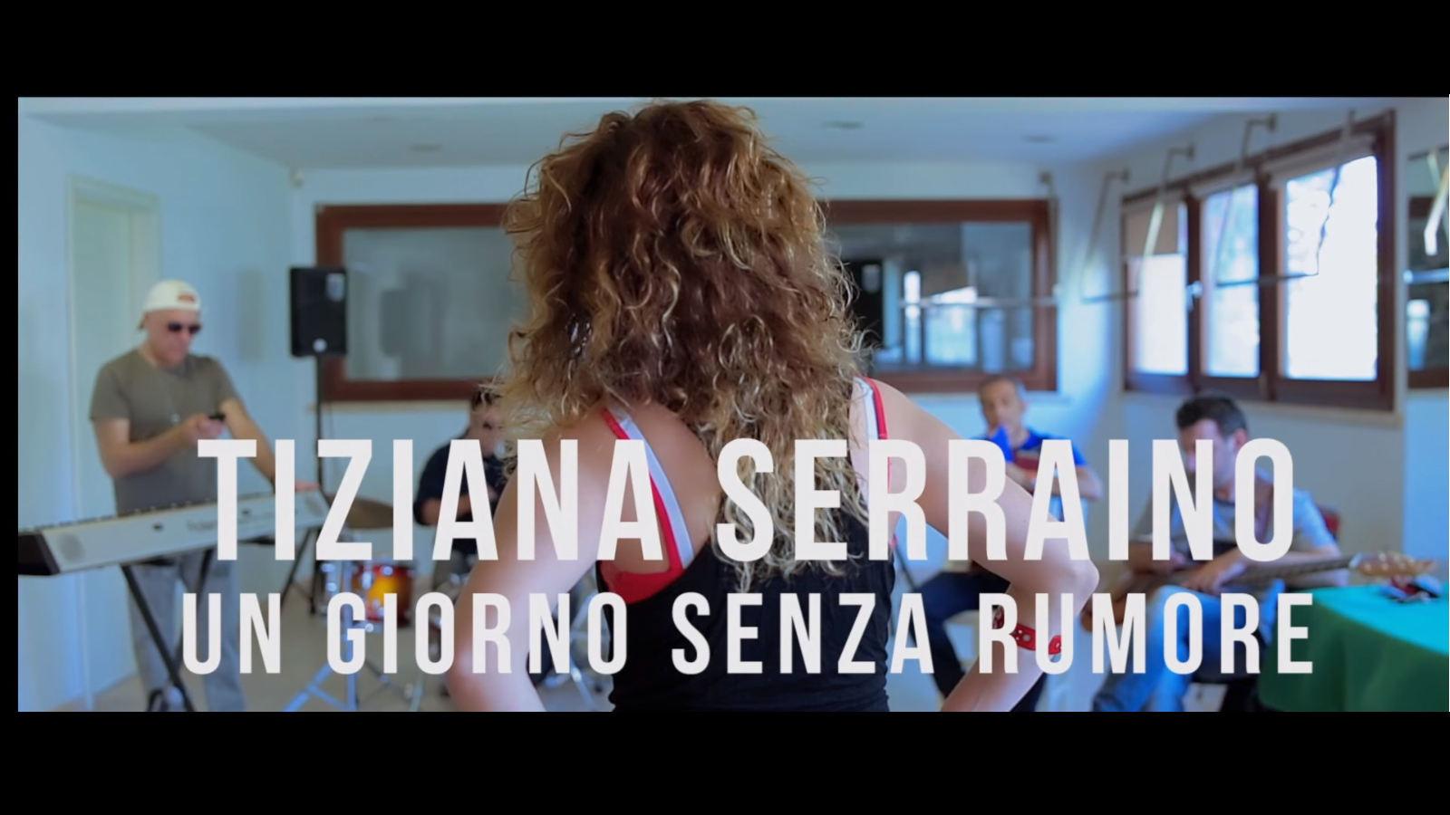Tiziana Serraino – Un giorno senza rumore